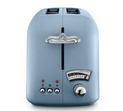Delonghi Argento Flora 2-Slice Toaster - Pastel Blue - Retro