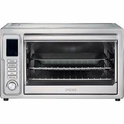 Krups Deluxe Convection Toaster Oven  Stainless Steel Model