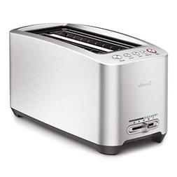 Breville Die-Cast One-Touch 1600W 4-Slice Long Slot Smart To