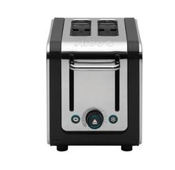 dualit toaster 2 slice removable drip crumb