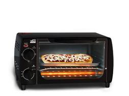 MaxiMatic EKA-9210B Elite Cuisine 4-Slice Toaster Oven Broil