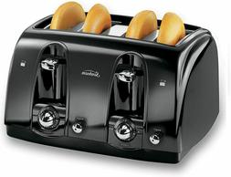 Sunbeam Electric Bread Toaster 4-Slice Extra Wide Slot for B