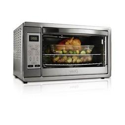 Extra Large Oster Digital Convection Toaster Oven Steel Coun