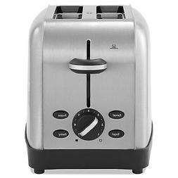 Oster Extra Wide Slot Toaster 2-Slice 8 x 12 7/8 x 8 1/2 Sta