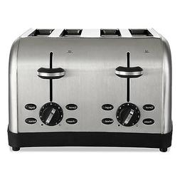 Oster Extra Wide Slot Toaster 4-Slice 12 3/4 x 13 x 8 1/2 St