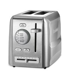 Free Ship Cuisinart 2 Slice Toaster, Stainless Steel CPT-620