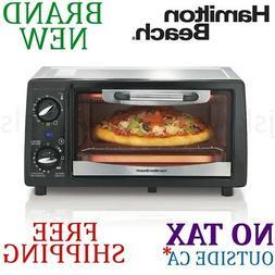 Hamilton Beach 4-Slice Toaster Oven 31144