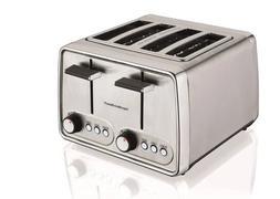 Hamilton Beach Modern Chrome 4 Slice Toaster , Model# 24791,