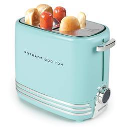 Nostalgia Retro Pop-Up Hot Dog Toaster Assorted Colors