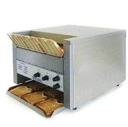 Belleco JT3H 900 Slice/Hr Conveyor Countertop Toaster-NO DEL