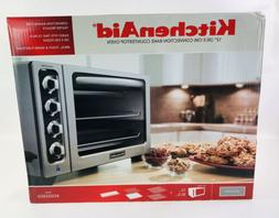 KitchenAid KCO223CU Toaster Oven - Broil, Toast, Bagel, Bake