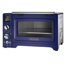 KitchenAid KCO275BU Cobalt Blue Convection Countertop Oven