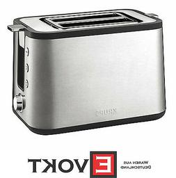 Krups KH 442 ControlLine Premium Toaster Stainless Steel 700