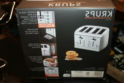 Krups KH734D50 4-Slice Toaster New