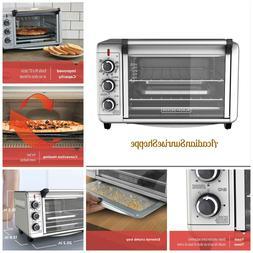 Kitchen Convection 2-Shelf Toaster Oven 1500w Home Kitchen C