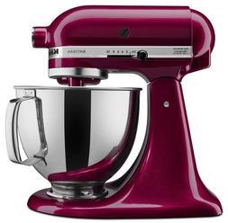 KitchenAid KSM150PSCU Artisan Series 5-Qt. Stand Mixer with