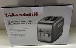 KitchenAid KMT2115CU Toaster Contour Silver - BRAND NEW IN B