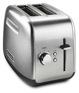 KitchenAid KMT2115SX Stainless Steel Toaster, Brushed Stainl