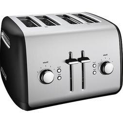 KitchenAid KMT4115OB 4-Slice Toaster with Manual High-Lift L