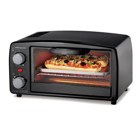 1 X New - 4 Slice Toaster Oven by Proctor Silex