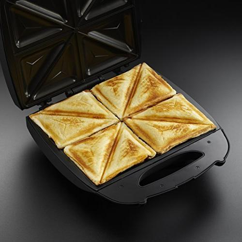 18023 four portion sandwich toaster