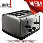 Russell Hobbs 18790 4-Slice Futura Toaster│Frozen Bread Fu