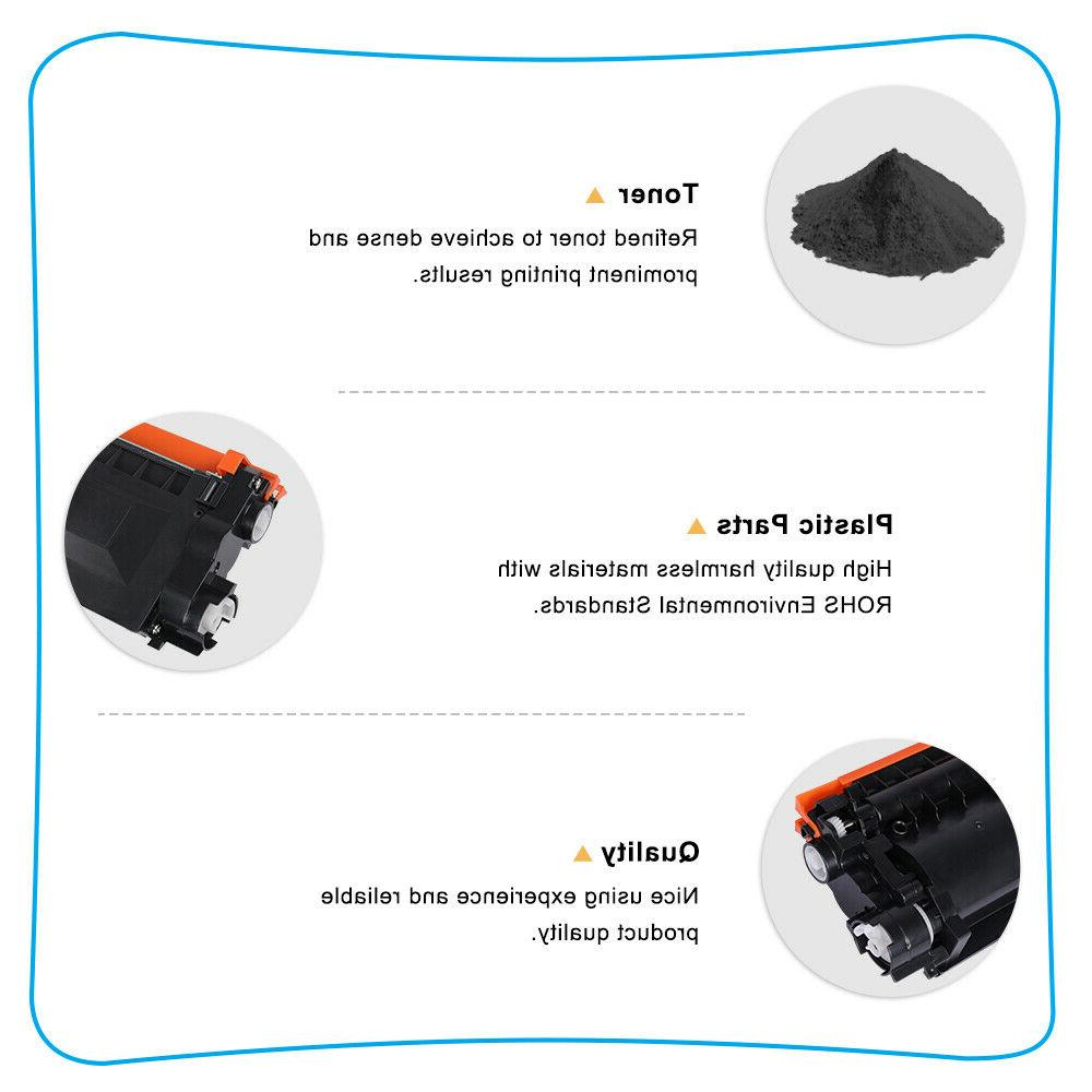 4PK Compatible for Brother TN660 HL-L2340DW