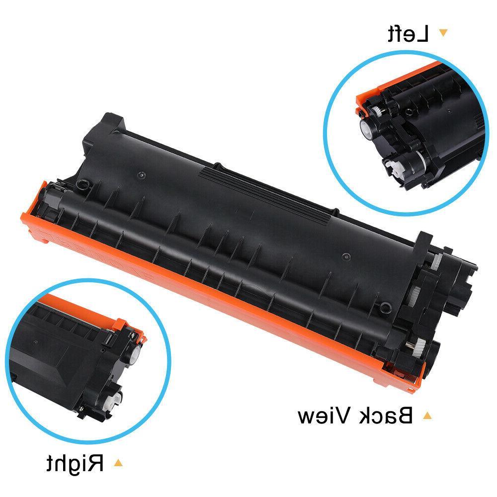 4PK Compatible for TN660 TN630 MFC-L2700DW HL-L2340DW HL-L2300D
