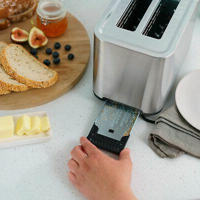 Bella Series 2-Slice Digital Toaster