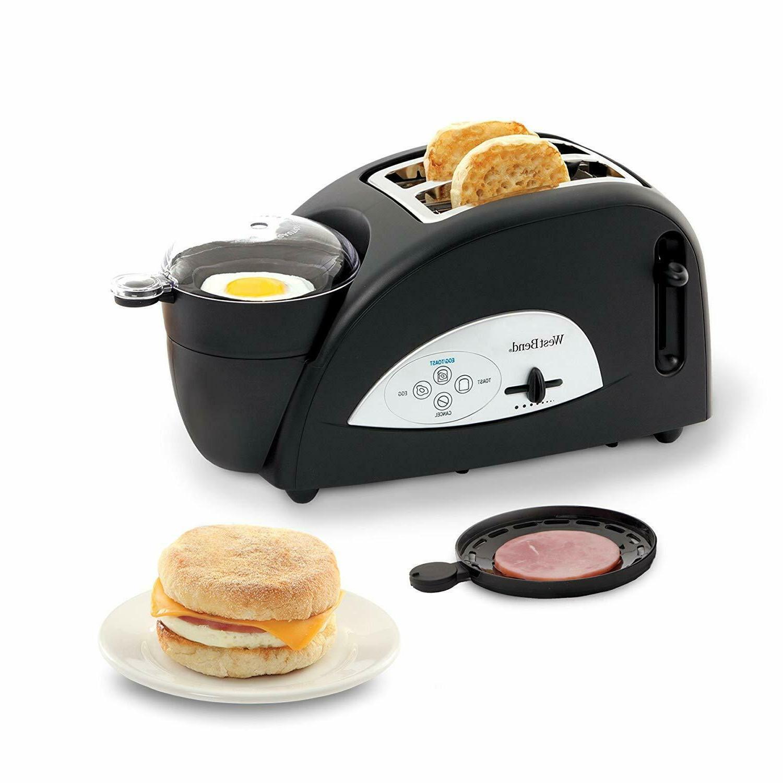 2 slice egg muffin toaster
