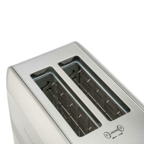 Select Toaster with Crumb Tray