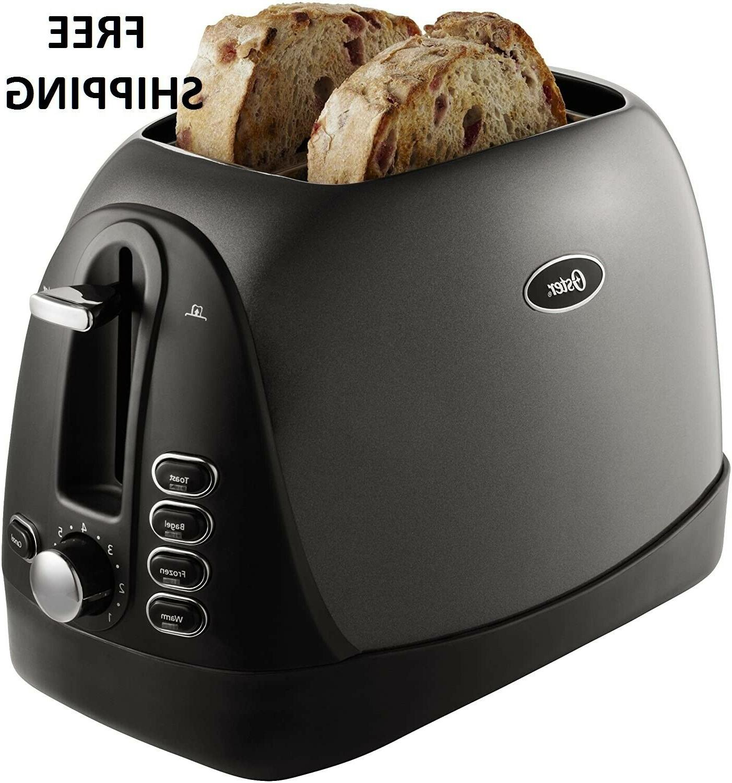 2 slice toaster color metallic grey 3