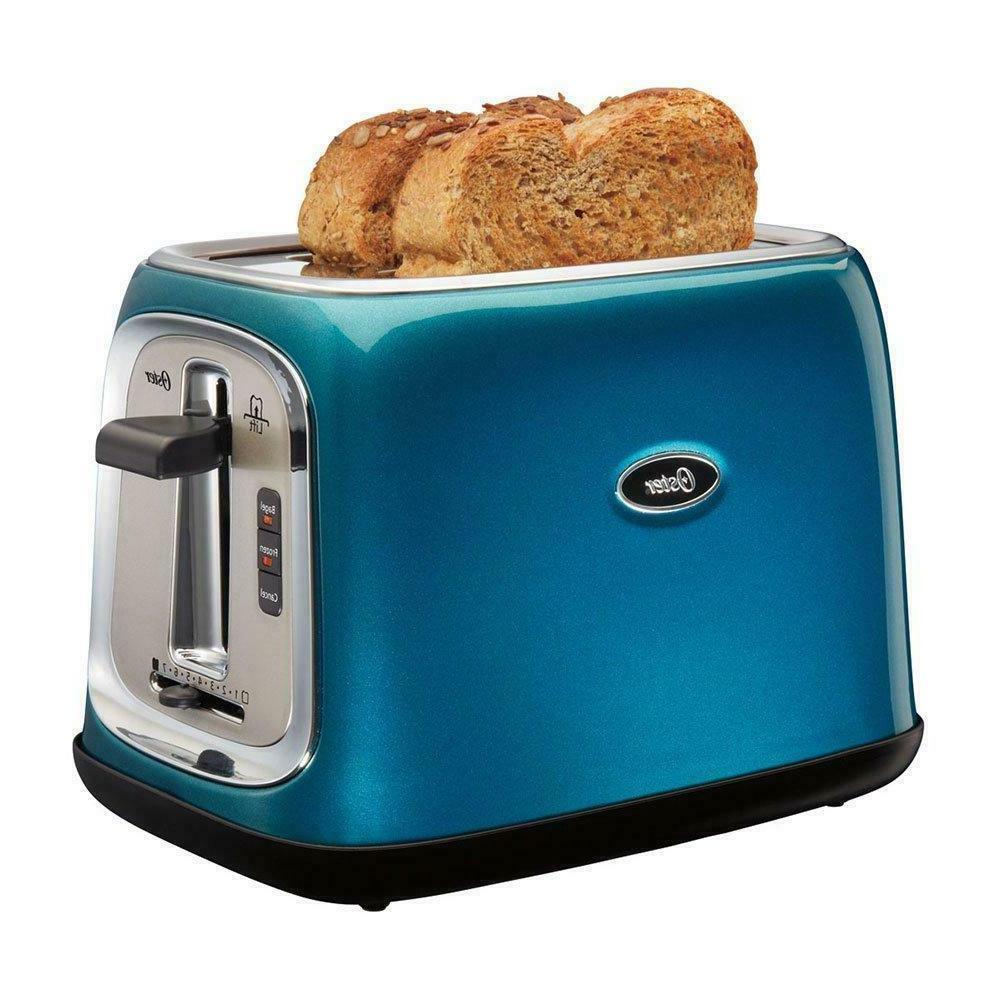 2 Slice Toaster -Oster -  Metallic Red - TSSTTRJB07 Kitchen
