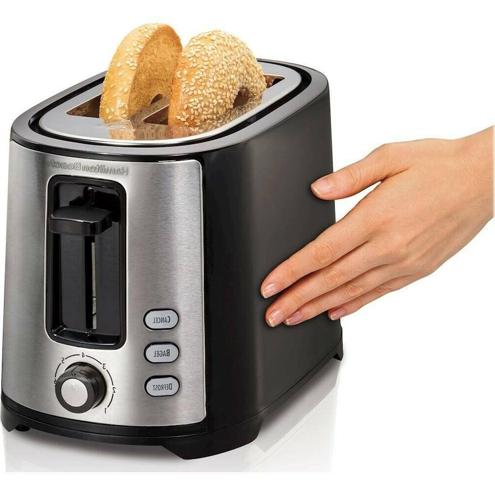 Hamilton Beach 2-Slice Wide-Slot Toaster