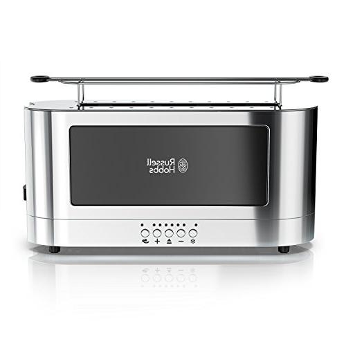 Russell Hobbs Accent Toaster, Black & TRL9300BKR