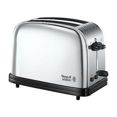 23310 classic long slot 2 slice toaster