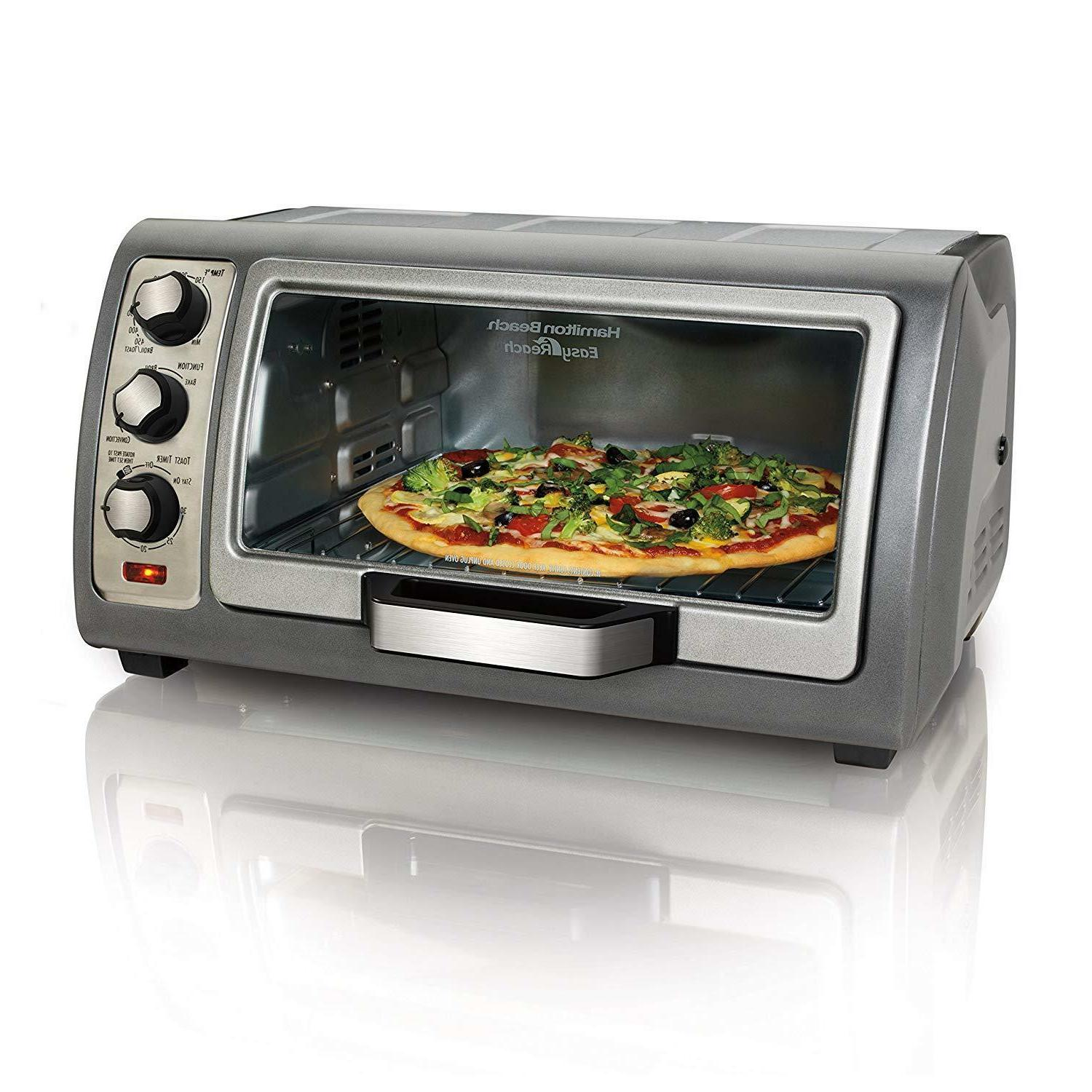31126 toaster oven convection easy reach home