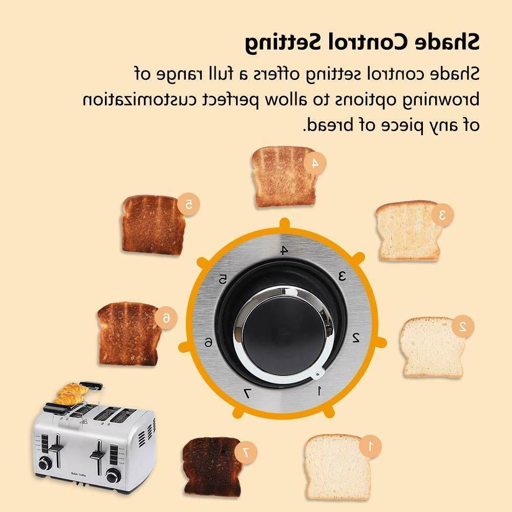 Stainless Steel Slot Bread Oven Lift