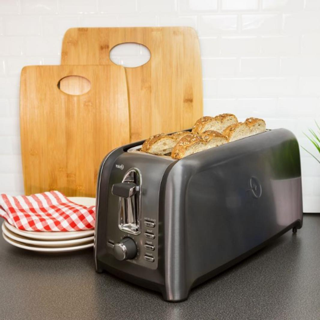 Oster Toaster - Stainless, 1350W - Free Shipping