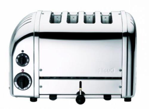 Dualit 4-Slice Toaster,Kitchen Home Wedding Gift Equipment N