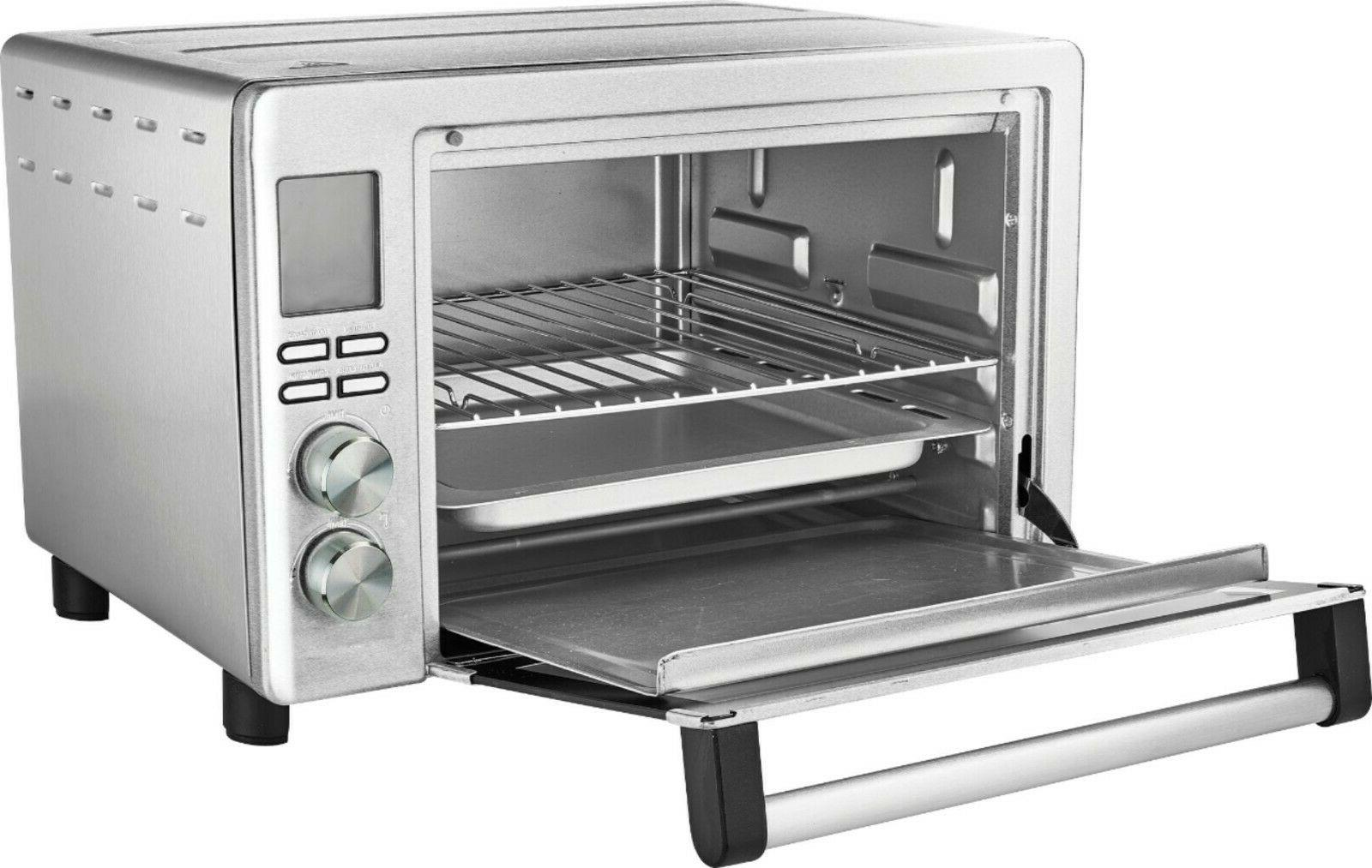6 ft Oven Stainless Steel Settings Pro Series 01