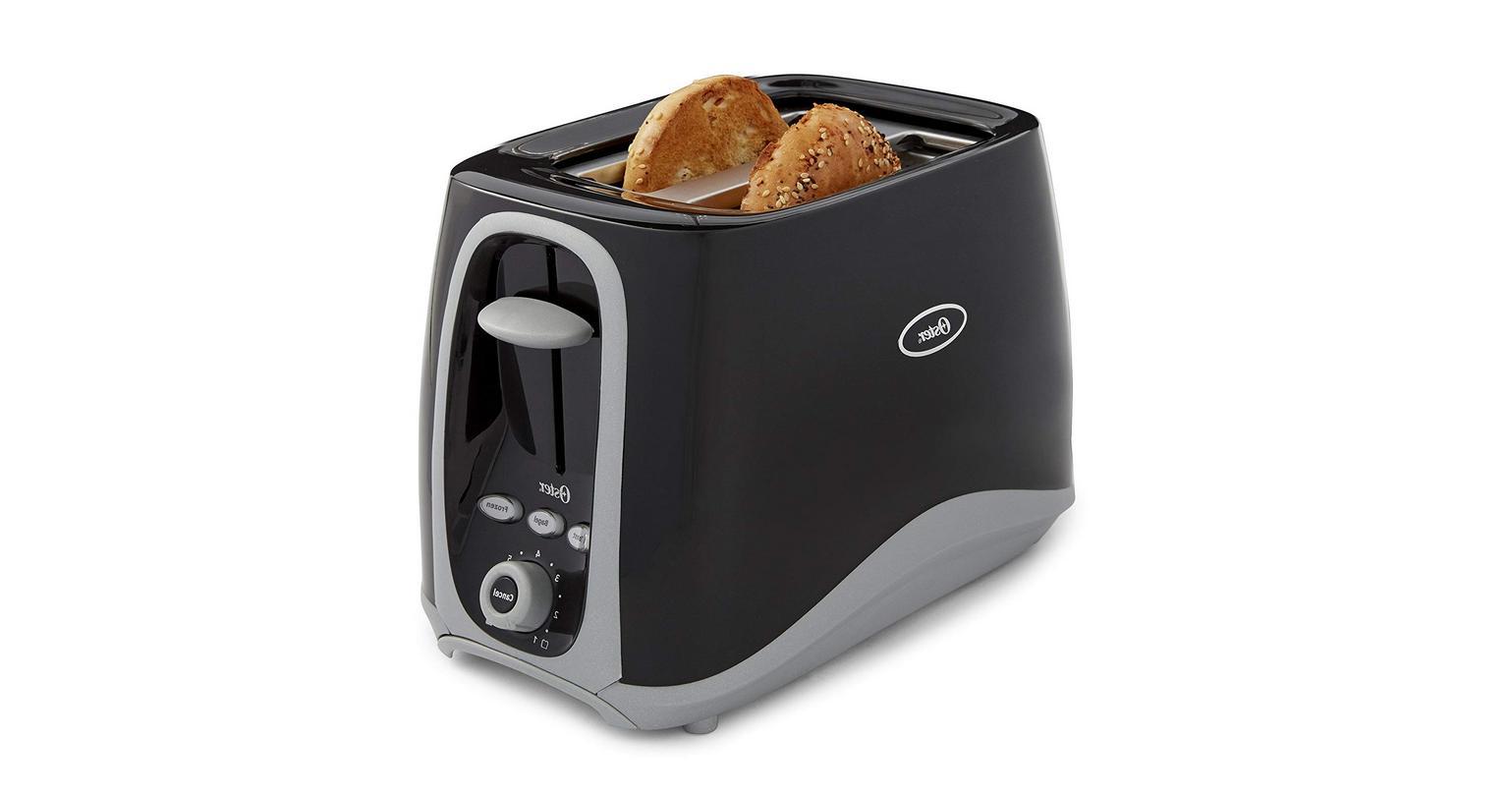 6332 2 slice toaster black