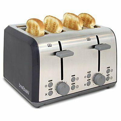 78824 extra wide slot toaster