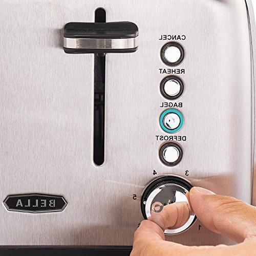 BELLA Steel Toaster