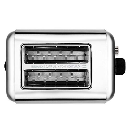 BELLA Classics Stainless Steel Toaster