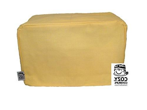 CozyCoverUp for Dualit Toasters 100% cotton Handmade in the