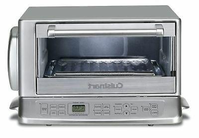Cuisinart Tob 195 Exact Heat Toaster Oven Broiler Stainless