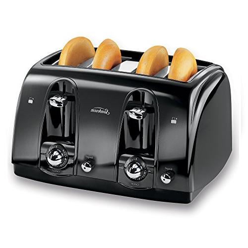 Sunbeam Toaster, Black