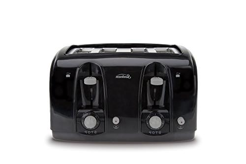 Sunbeam Wide Slot Toaster, Black