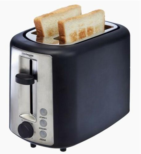 Amazon Extra-Wide Toaster With 6 Settings,